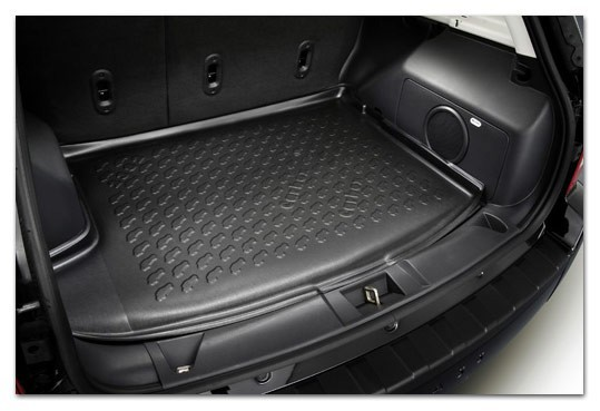 tapis de coffre caoutchouc premium mercedes ml w166. Black Bedroom Furniture Sets. Home Design Ideas