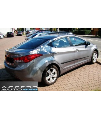 Baguettes Protection Porte ABS-ELANTRA-2011