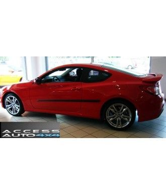 Baguettes Protection Porte ABS-GENESIS-COUPE-2012