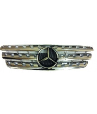 Grille de calandre Chrome Design W164 Look