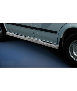Marche pieds-FORD-TRANSIT-COURT-2006-2012-INOX OVALE