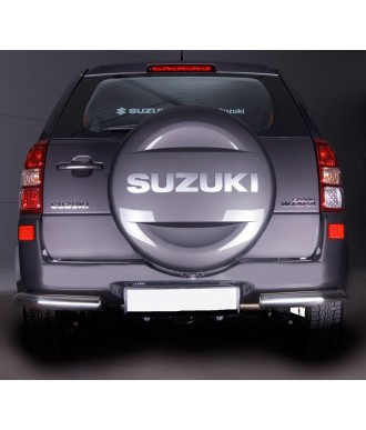 Protections PC arriere inox-angles-SUZUKI-GRAND-VITARA-2006-2012-