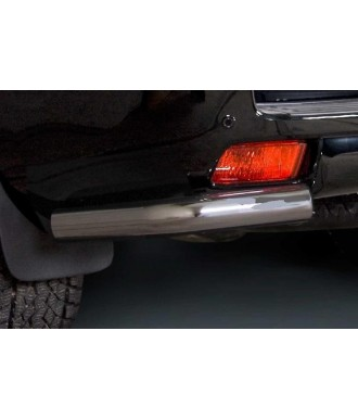 Protection -ARRIERE TOYOTA-LAND-CRUISER-150-2009-2016-INOX ANGLES 70mm