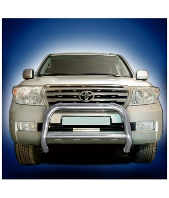 PARE BUFFLE-TOYOTA-LAND-CRUISER-J-200-2007-2012- HOMOLOGUE -  - barre de renfort