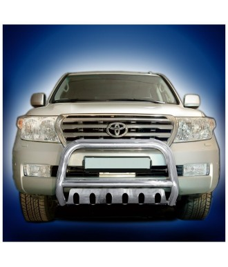 PARE BUFFLE-TOYOTA-LAND-CRUISER-J-200-2007-2012-HOMOLOGUE - PLAQUE