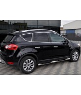 Marche pieds -FORD-KUGA-2008-2012-INOX tubulaire DRG