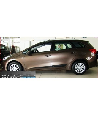 Baguette de protection porte ABS-KIA-CEED-BREAK-2011-