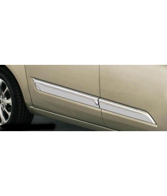 Baguettes de protection porte INOX ( jeu de 5) FORD TOURNEO CUSTOM (2013+)