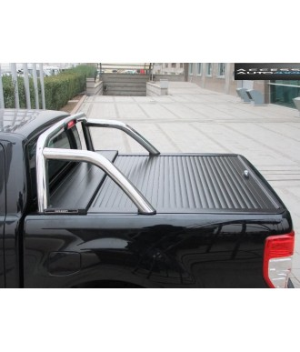COUVRE-BENNE-COULISSANT-MAZDA BT 50 DOUBLE CABINE (2006 - 2012)