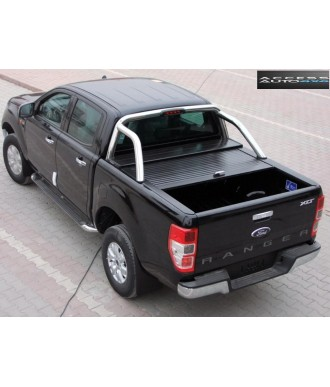 COUVRE-BENNE-COULISSANT-MAZDA BT 50 DOUBLE CABINE (2012 - AUJOURD'HUI-)