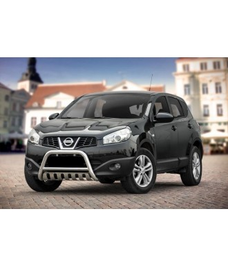 PARE BUFFLE-NISSAN-QASHQAI-2010-2013-HOMOLOGUE - PLAQUE