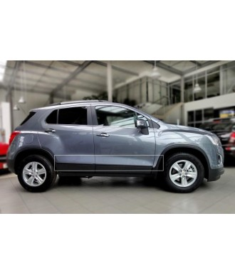 Baguettes Protections Portes ABS-CHEVROLET-TRAX-2013-