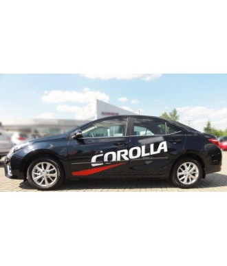 Baguette de protection porte ABS-COROLLA-BERLINE-2012-2015