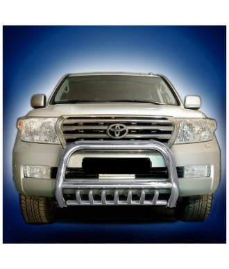 PARE BUFFLE-TOYOTA-LAND-CRUISER-J-200-2007-2012-HOMOLOGUE - GRILLE