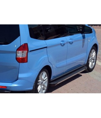 Marche pieds Aluminium plat TRV-FORD-CONNECT-2014-