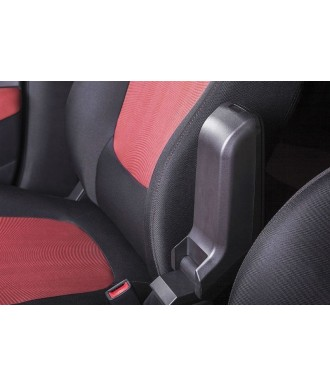 ACCOUDOIR CENTRAL SIMILI CUIR NOIR-HYUNDAI-I-20-2009-2014-