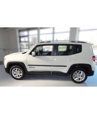 Baguettes de Protection de Portes ABS-JEEP-RENEGADE