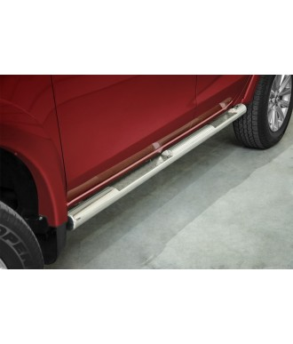 marche pieds Tubulaire INOX-FORD-KANGER-2007-2012-