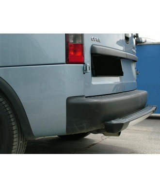 Protection PC arriere Aluminium-VOLKSWAGEN-T5-LONG-2003-2015-