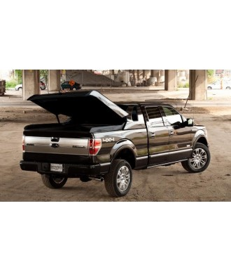 Tonneau Cover-FULL BOX-FORD-F-150-DOUBLE-CABINE-2009-