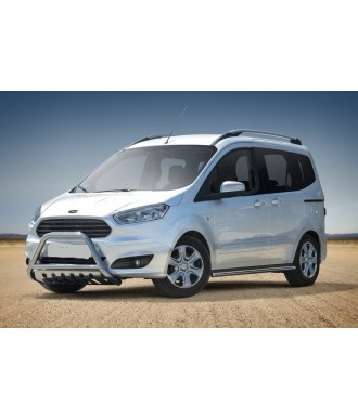 Pare Buffle Inox-FORD-COURIER-2014-2018