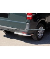 Protections D'Angles PC Arriere INOX-MERCEDES-VITO-W447-2014-AUJOURD'HUI