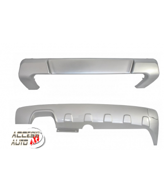 Protection AVANT + Protection ARRIERE Design ABS-VOLVO-XC-90-2007-2014-