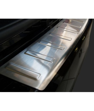 Protection Seuil de Coffre à rebords (INOX)-FIAT-TIPO-BERLINE-2016-