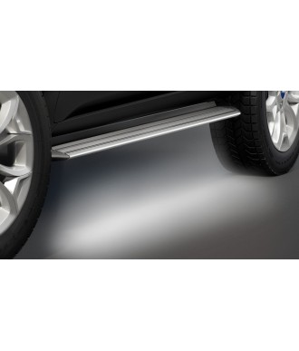 marche pieds Aluminium-Plat-+LED-FORD-ECOSPORT-2014-2017-