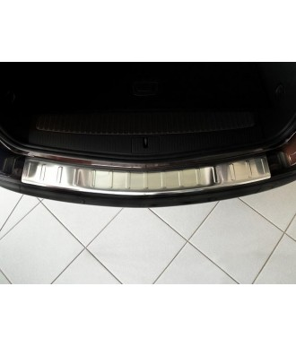 Protection Seuil de Coffre à Rebord INOX-KIA-OPTIMA-BERLINE-2015-