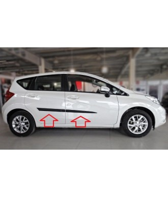 Baguette de protection porte ABS-NISSAN-NOTE-2013-2017