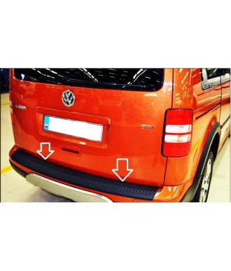 Protection Seuil de Coffre (ABS)-VOLKSWAGEN-CADDY-2003-2015-