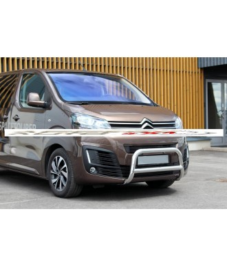 Pare Buffle Homologue- Inox-CITROEN-JUMPY-2016