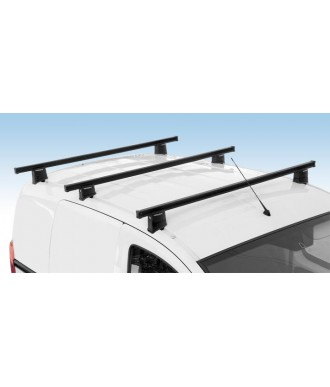Barres de Toit-VOLKSWAGEN-CADDY-LIFE-COURT-2004-2015-(3-BARRES)-