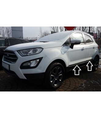 Baguette de protection porte ABS-FORD-ECOSPORT-2016-2018