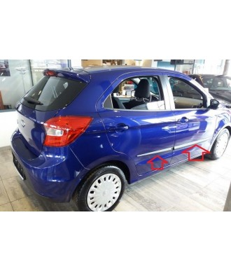 Baguettes Protection Porte ABS--FORD-KA-+-2017