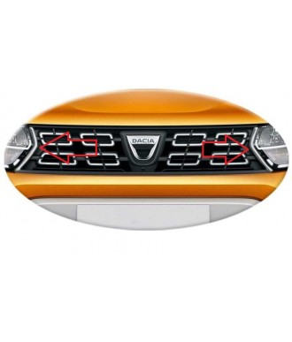 Elements-Grille-Calandre INOX-DACIA-DUSTER-2018