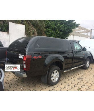 HARD TOP-ISUZU-D-MAX-SINGLE-CABINE-2017-AUJOURD'HUI SANS FENETRE