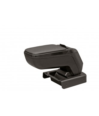 ACCOUDOIR CENTRAL SIMILI CUIR NOIR-SEAT-IBIZA-2008-2014-