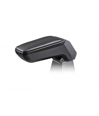 ACCOUDOIR CENTRAL SIMILI CUIR NOIR-PEUGEOT-208-