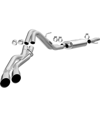 Ligne Echappement Performance DUAL-FORD-F-150-SVT-RAPTOR-5.4L-V8-2010