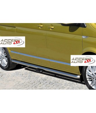 marche pieds Tubulaire INOX-MERCEDES-VITO-W639-EXTRA-LONG-2004-2013