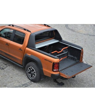 COUVRE-BENNE-COULISSANT-GRIS-VOLKSWAGEN-AMAROK-CANYON-DOUBLE-CABINE-2011-AUJOURD'HUI