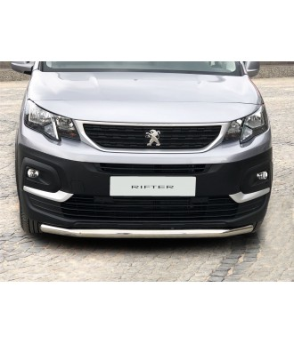 Protection Avant Inox-PEUGEOT-RIFTER-2018-