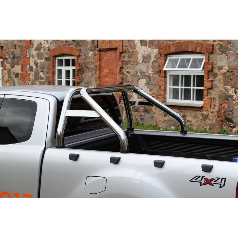 ROLL BAR-FORD-RANGER-2012-2019 INOX DOUBLE BARRES