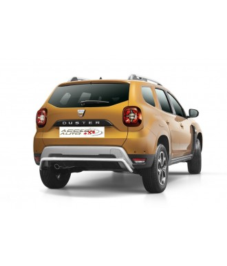 Protection-ARRIERE-DACIA-DUSTER-2018-AUJOURD'HUI INOX