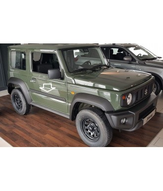 Baguettes Protections Portes ABS-SUZUKI-JIMNY-2019-AUJOURD'HUI