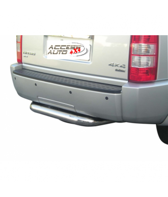 Protection ARRIERE-DODGE-NITRO-2007-2011 INOX