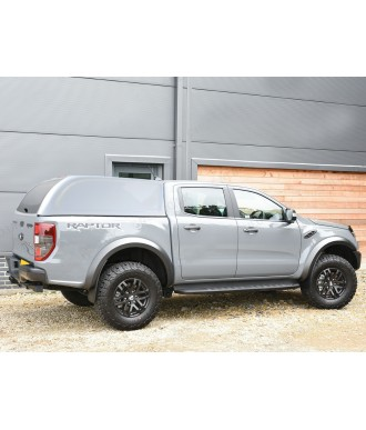 HARD TOP-FORD-RANGER-RAPTOR-2019-AUJOURD'HUI-SANS PORTE LATERALE