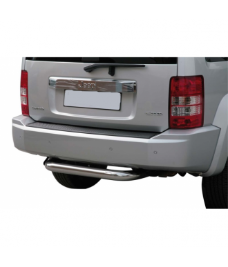 PROTECTION ARRIERE JEEP CHEROKEE 2008-2013 INOX 76mm